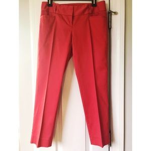 Cropped Dress Pants/Capris by The Limited